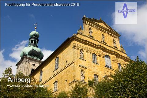 Amberg - Mariahilfbergkirche