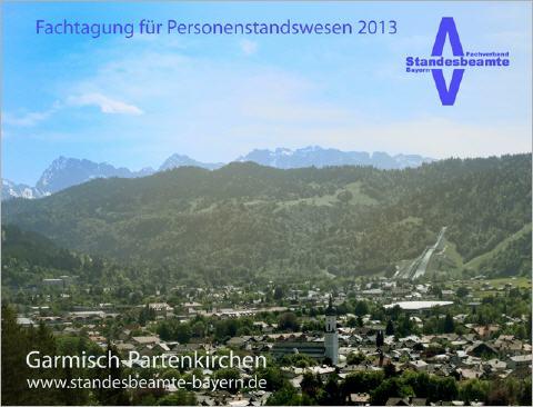 Fachtagung Garmisch 2013